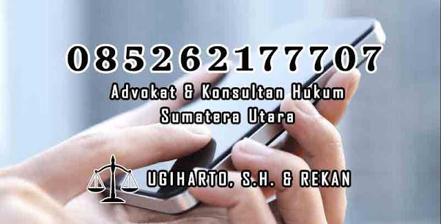 No HP Pengacara di Medan