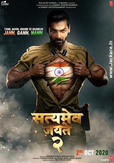 Satyameva Jayate 2 First Look Poster 3