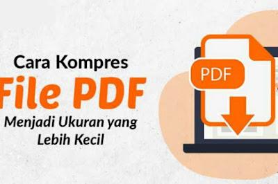 ✓ 3 Cara Kompres File PDF agar Menjadi Kecil