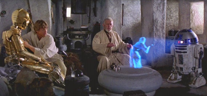 Revisiting Star Wars Episode Iv A New Hope Warped Factor Words In The Key Of Geek