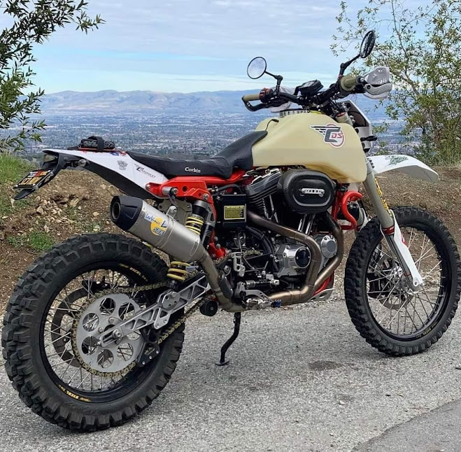 Carducci Dual Sport Adventure Bike