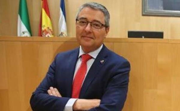 """Francisco Salado: """"El Málaga ha conseguido dejar atrás el claro riesgo de desaparición"""""""