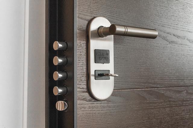 home door secure