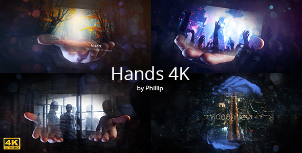 Hands_4K_Header Hands 4K Videohive – Free After Effects Template download