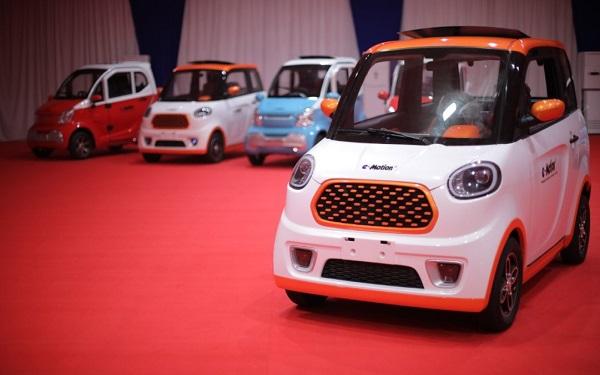 الإنتاج الحربي تعلن عن طرح سيارات كهربائية في الأسواق
