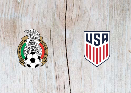 Mexico vs United States -Highlights 8 July 2019