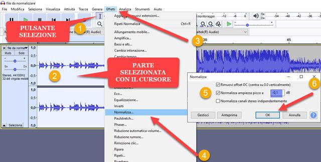 normalizzazione-file-audio-audacity
