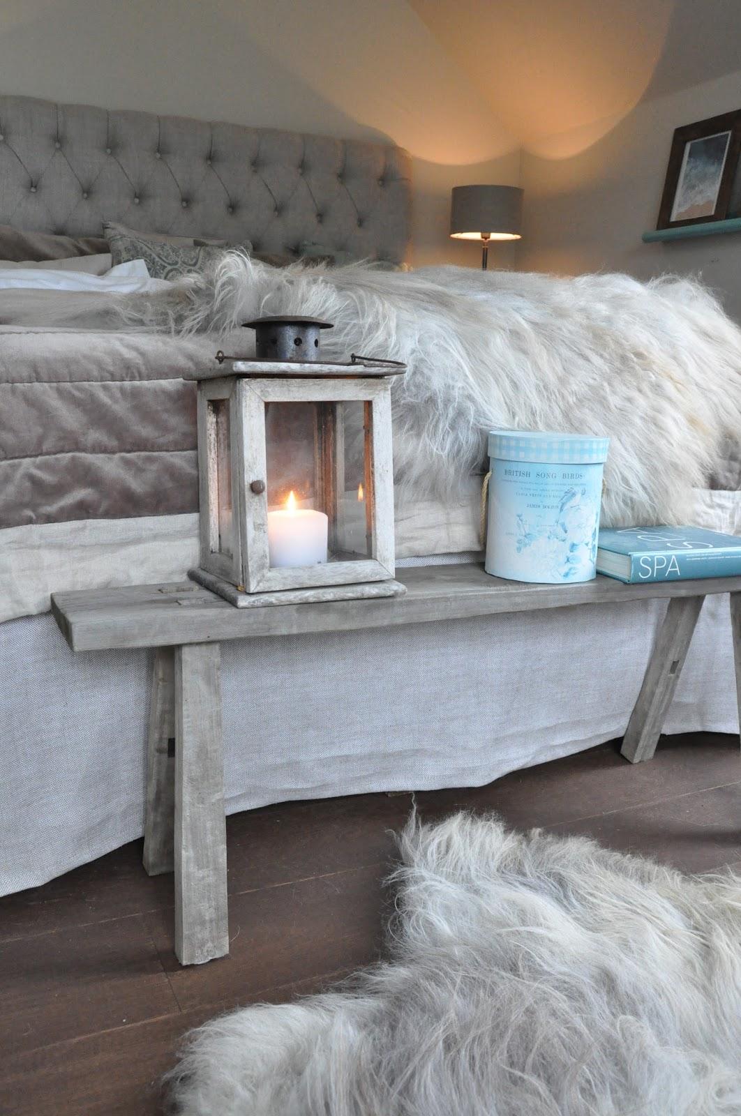 Den Vita Drömgården Sovrum med möbler från Art