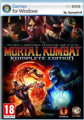 Mortal Kombat Komplete Edition PC [Full] Español [MEGA]