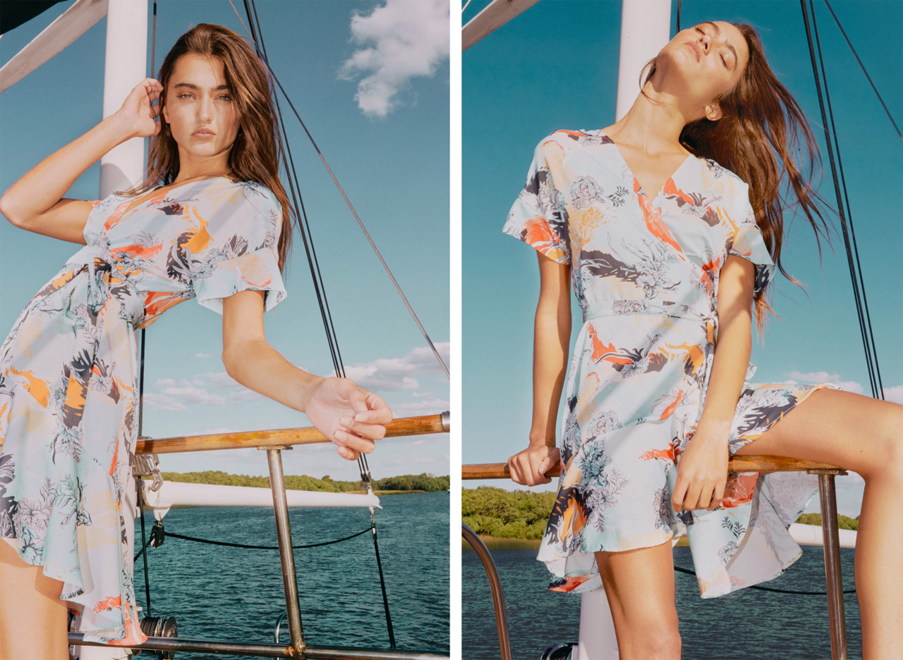 Vestidos cortos de verano moda 2020 mujer.