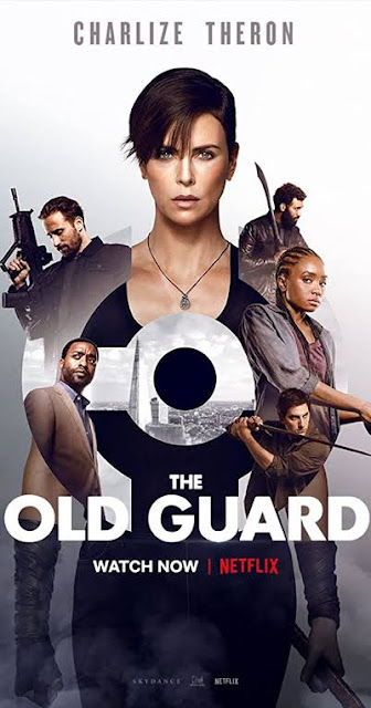 The Old Guard movie review streaming on Netflix