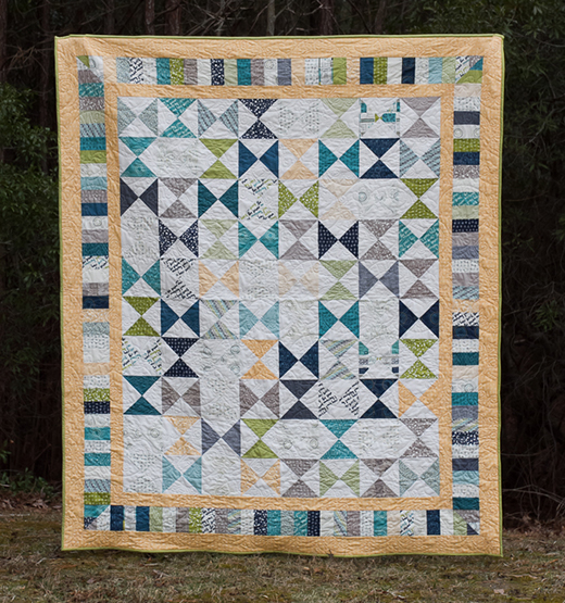 All In Good Time Quilt Free Tutorial