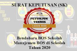 Unduh SK Bendahara BOS/TIM Manajemen BOS Terbaru - GuruNusantara