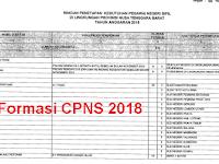 Daftar Kementerian/Lembaga Serta 525 Pemda yang Akan Buka CPNS 2018 Serta Jumlah Formasinya