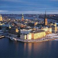 De Estocolmo a Riga