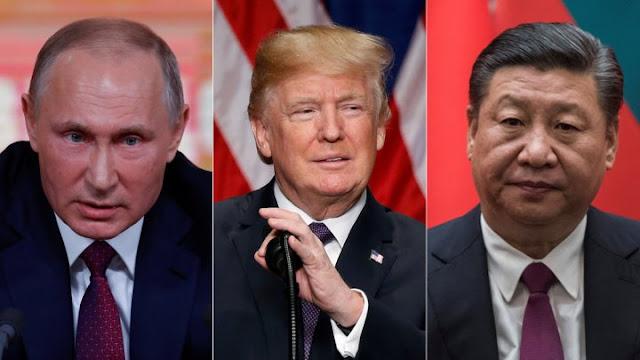 المخابرات الأمريكية: الصين تشكل تهديدًا أكبر من روسيا