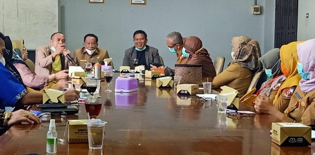 DPRD Lampura berjanji Kuak Semua Dugaan  Penyimpangan RSUD Ryacudu