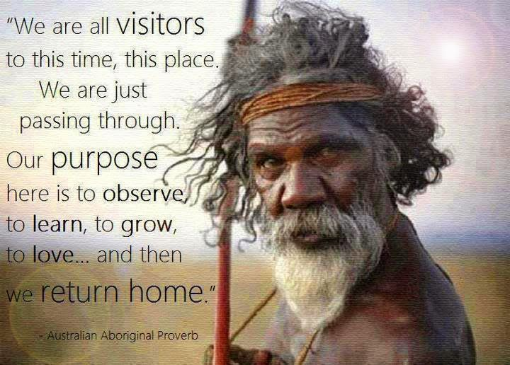 visitors, time, place, purpose, observe, learn, grow, love, return, home,