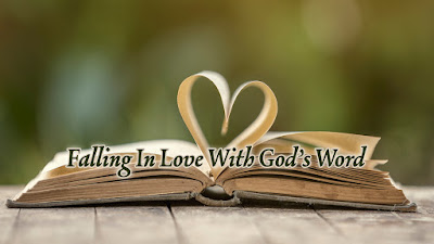 """The greatest need in the church today is for God's people to fall in love with His word."""