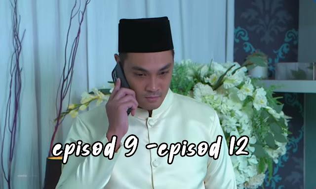 Drama Cukup Derita Itu Episod 9 - Episod 12