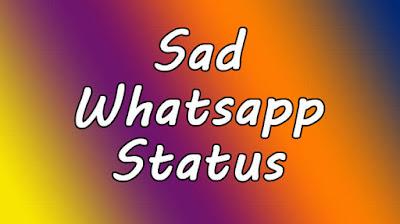 Sad Status In English For Whatsapp