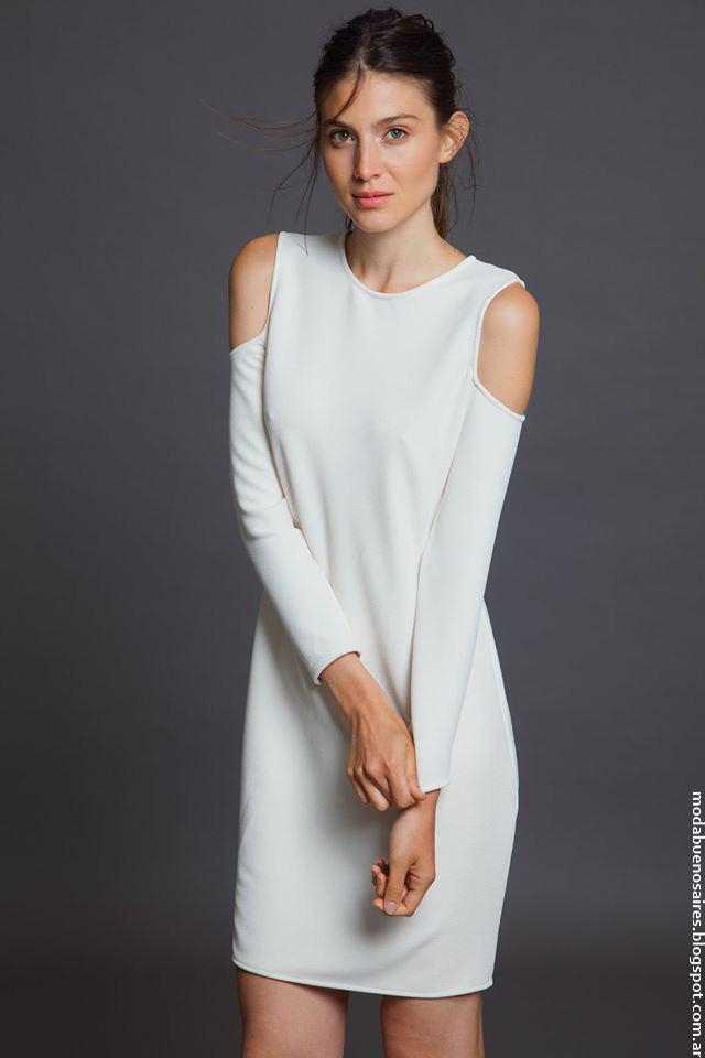 Vestidos invierno 2016 ropa de moda 2016.