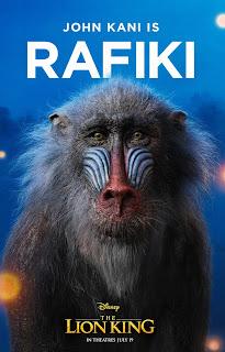 lion king rafiki