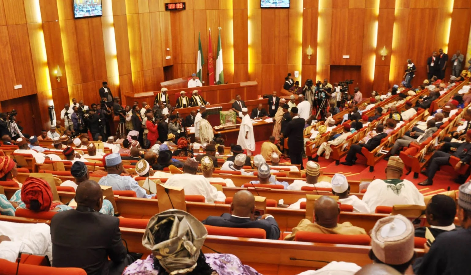 Life Imprisonment For Kidnappers, Senate Passes Bill