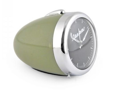 Vespa Headlamp Alarmclock