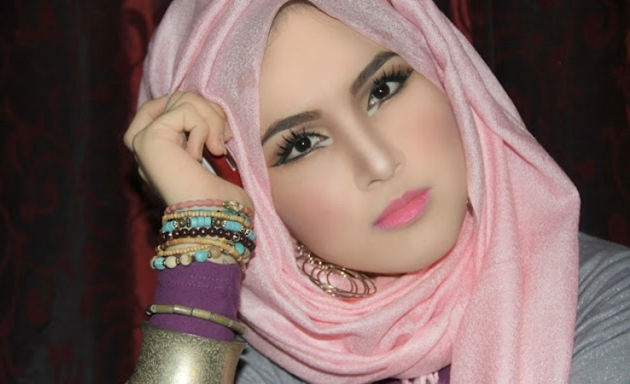 model jilbab segi empat 2021