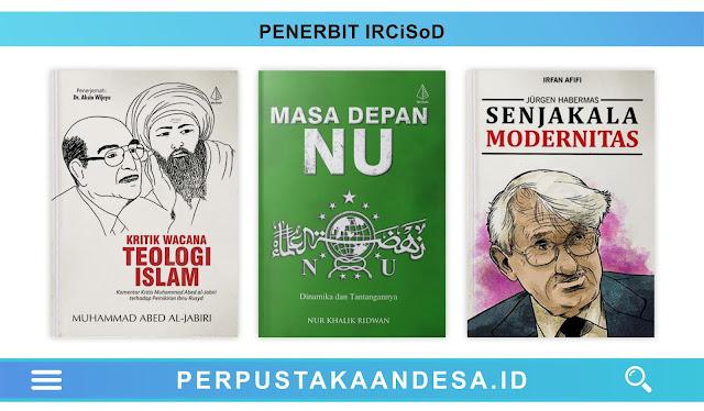 Daftar Judul Buku-Buku Penerbit Ircisod