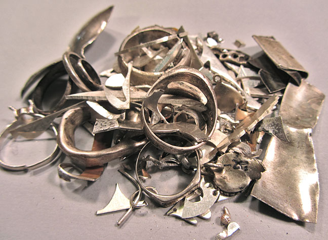 Mixed Metal Jewels February 2012