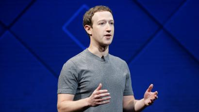 Mark Zuckerberg Pendiri facebook