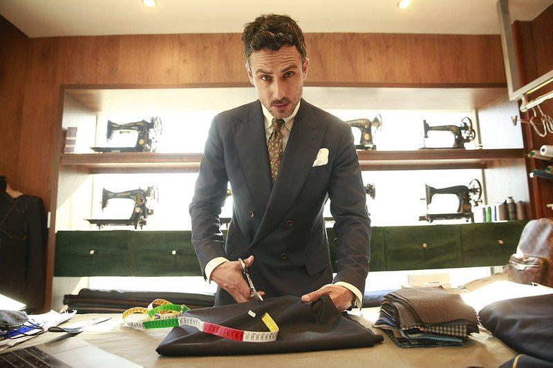 Marcelo Marocchino reabrió su tienda
