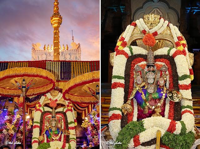 శ్రీవారి బ్రహ్మోత్సవాలకు శాస్త్రోక్తంగా అంకురార్పణ - ANKURARPANAM HELD FOR 2020 ANNUAL BRAHMOTSAVAMS