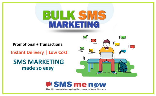 Target Right Customers through Bulk SMS Marketing