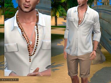 Linen Shirt / Summer Shorts