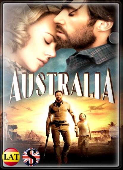 Australia (2008) HD 1080P LATINO/INGLES