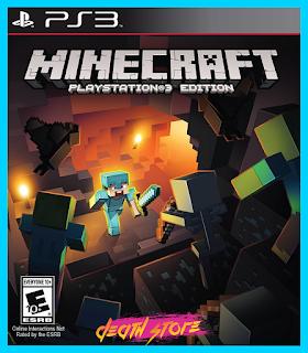 Minecraft Dlc Ps3 Pkg - Omong s
