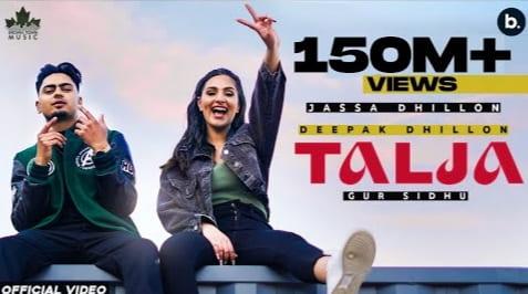 Talja Lyrics in Hindi Jassa Dhillon, Jassa Dhillon Song, Gur Sidhu Song, Punjabi Songs Lyrics