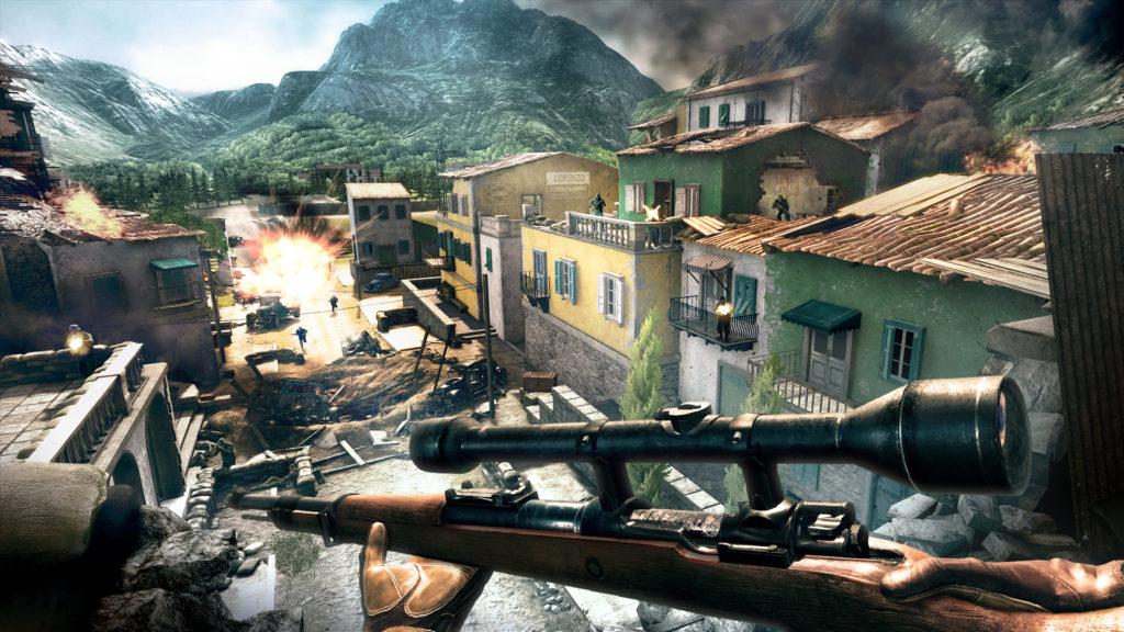 Sniper Elite VR recebe seu primeiro trailer direto da E3 2019