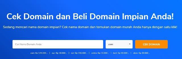 cek domain