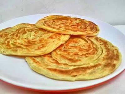 Resep Roti maryam 1