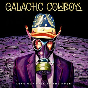 "Το τραγούδι των Galactic Cowboys ""Internal Masquerade"" από τον δίσκο ""Long Way Back to the Moon"""