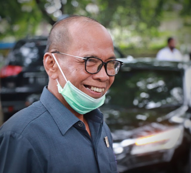 HM.Nurnas : Jika Zaenuddin dan Hansastri Ditunjuk Pjs Bupati , Pembahasan RAPBD Terancam Tidak Akan Dibahas | dutametro