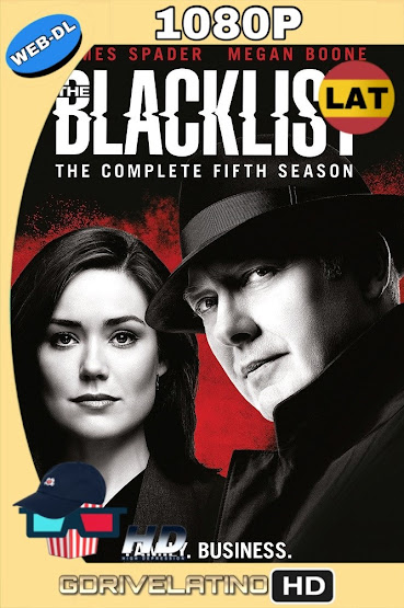 The Blacklist Temporada 05 NF WEB-DL Latino-Ingles MKV