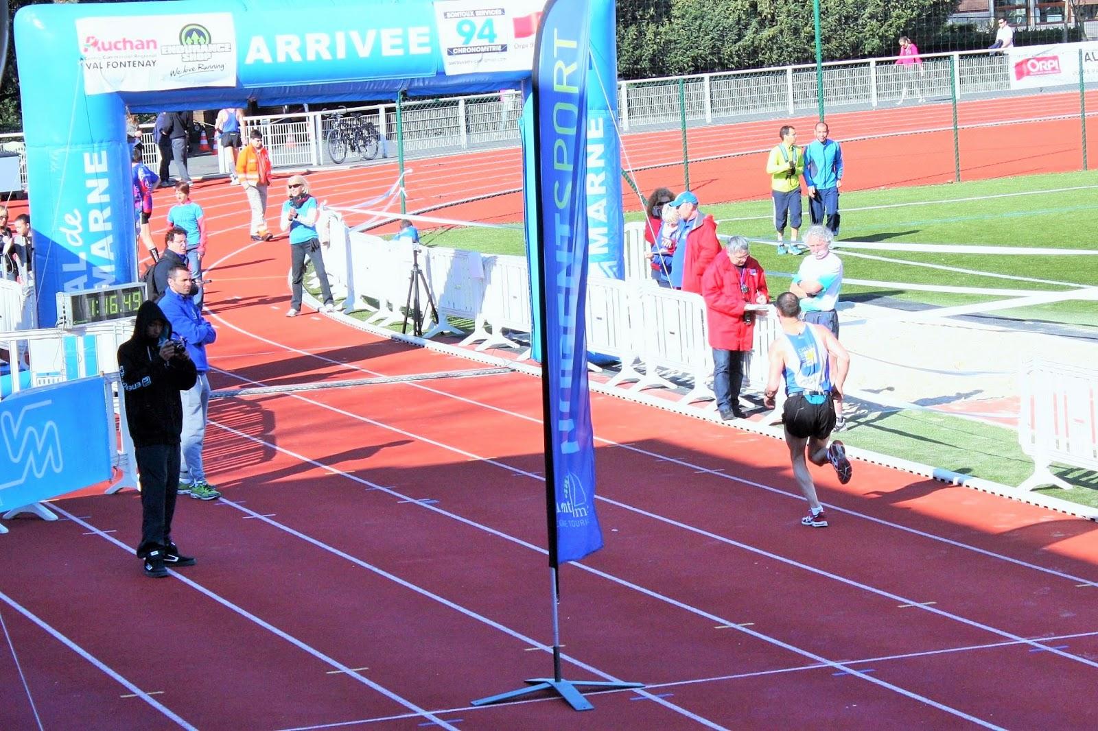 Mes courses hors stade 23 me dition du semi marathon du for Asa maison alfort