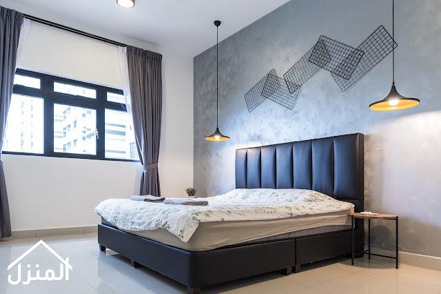 صور غرفة نوم مودرن