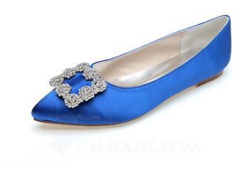 Scarpe blu classico