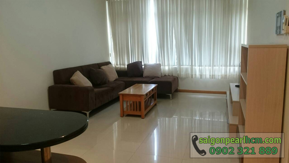 cho thuê căn hộ Saigon Pearl Topaz 2 tầng 8 - hình 2